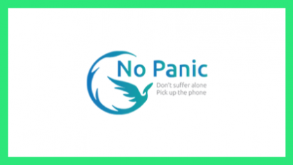 No Panic Youth Hub logo