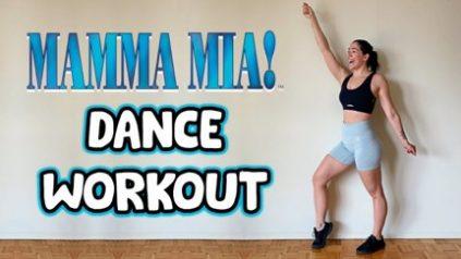 Mamma Mia Dance Workout video